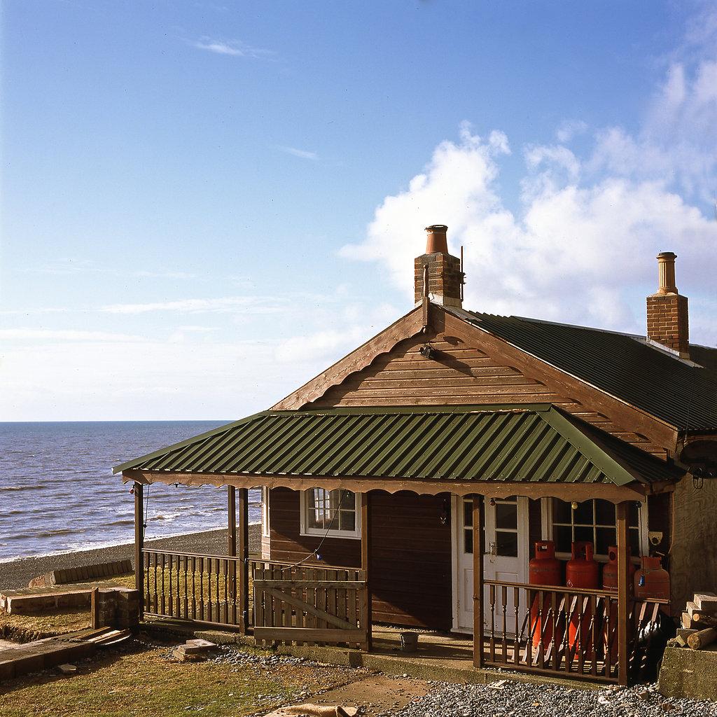 Coastal shack