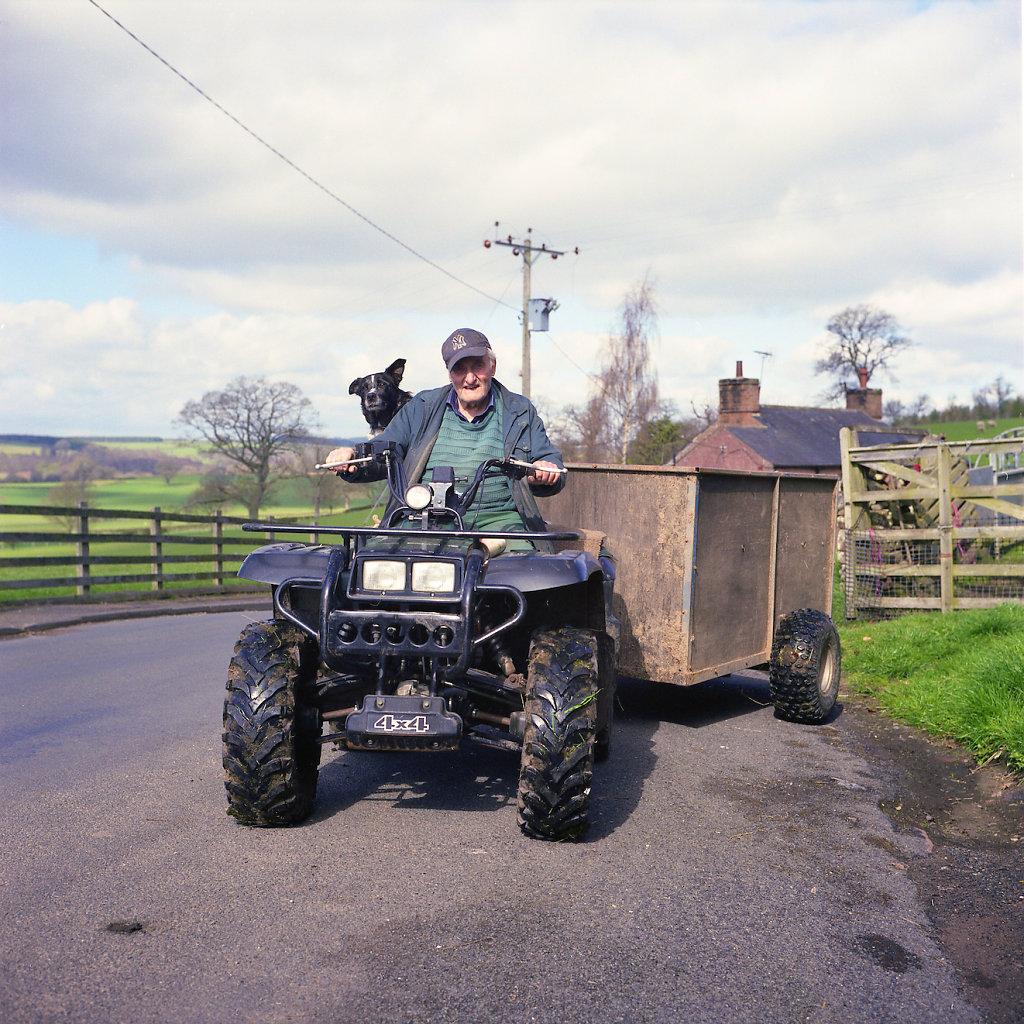 Retired farmer